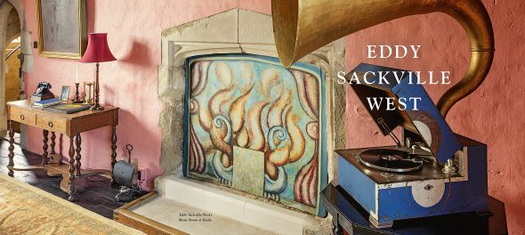 STANZE TUTTE PER SÉ Eddy Sackville-West | Virginia Woolf | Vita Sackville-West di Nino Strachey