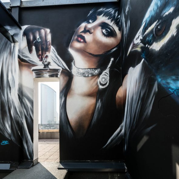 Neve, Rooftoop, NYX Milan