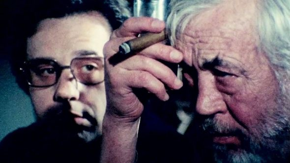 The Other Side of the Wind, l'ultimo film di Orson Welles