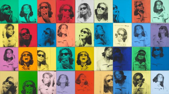 warhol new york