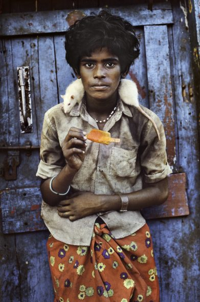 Steve McCurry, Chennai, India, 1996, © Steve McCurry