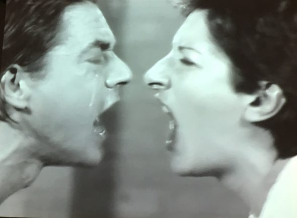 Marina Abramović, The Cleaner