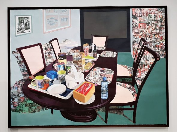 NIJDEKA AKUNYILY CROSBY, TEA TIME IN NEW HAVEN, 2013 - VICTORIA MIRO