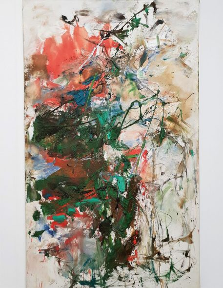 JOAN MITCHELL, UNTITLED, 1960 - DAVID ZWIRNER