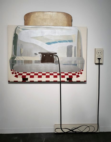 ALEX HAY, TOASTER, 1963 - PETER FREEMAN
