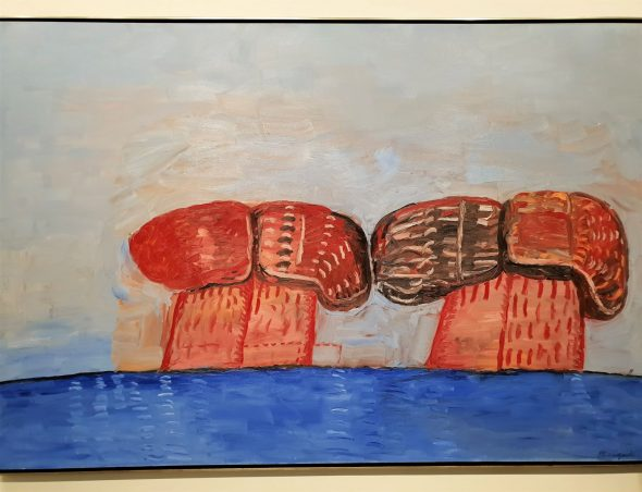 PHILIP GUSTON, SHOE HEAD, 1973 - HAUSER & WIRTH