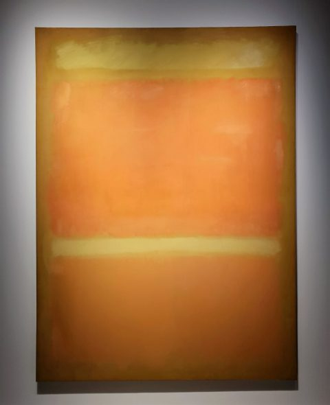 MARK ROTHKO, UNTITLED, 1955 - HELLY NAHMAD