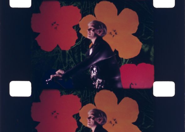 Andy Warhol at the Opening of his show, Whitney Museum, May 1, 1971, 2013 Deborah Colton Gallery