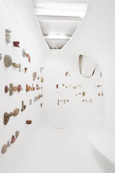 Leonid Tsvetkov, Transfer, 2018, installation view