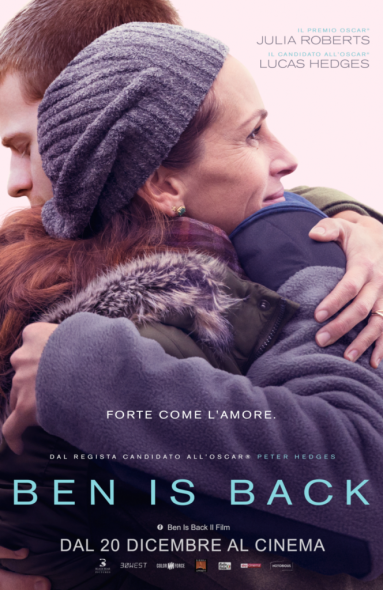 Julia Roberts: Ben is back
