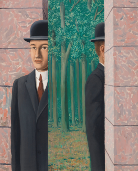 René Magritte, Le lieu commun (1964, Estimate on Request)