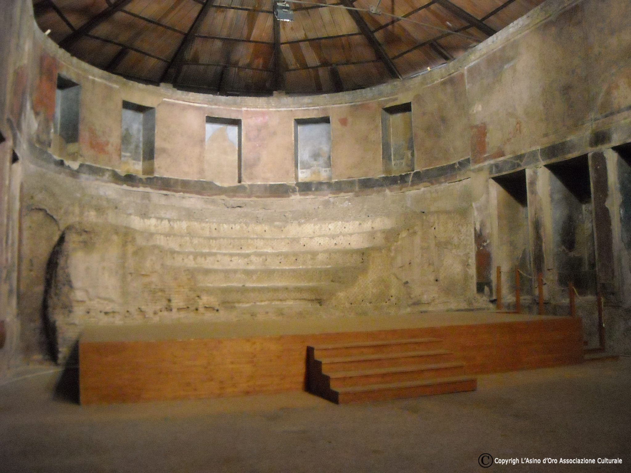 © Auditorium di Mecenate