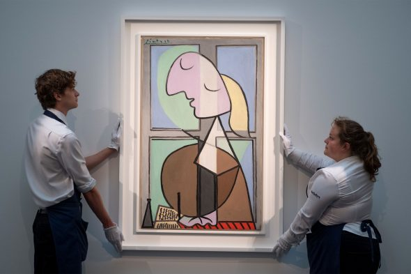 Sotheby's Impressionist & MoSotheby's Impressionist & Modern Art Sale Previewdern Art Sale Preview