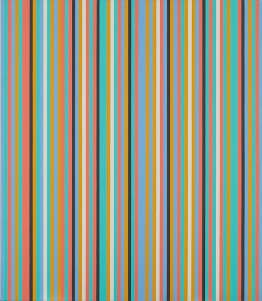 The George Michael Collection. BRIDGET RILEY (B. 1931) Songbird