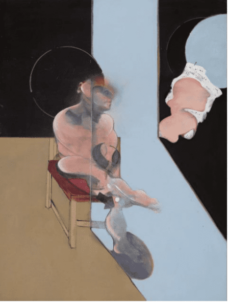 Sotheby's | study for Portrait di Francis Bacon