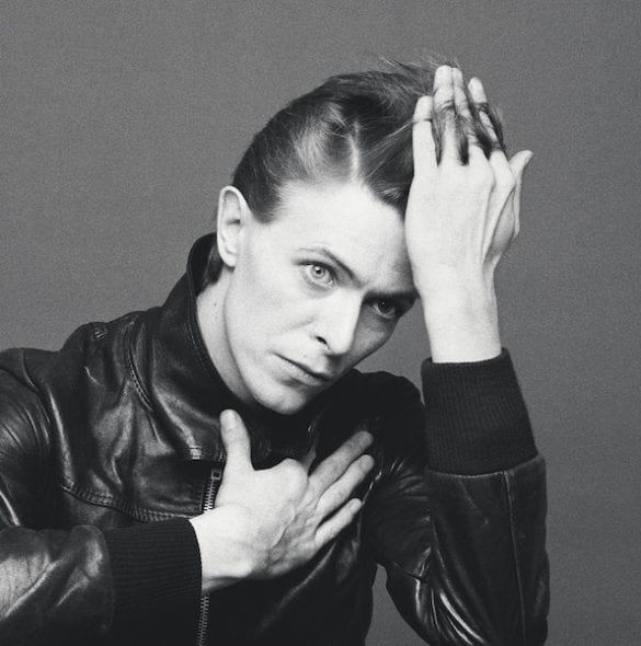 David Bowie The next moment, 1977 © Photo by Sukita 2019