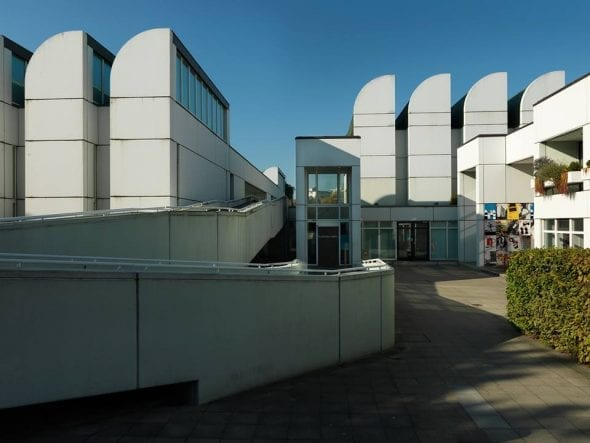 Bauhaus Archiv Museum Berlin Courtesy ViviBerlino
