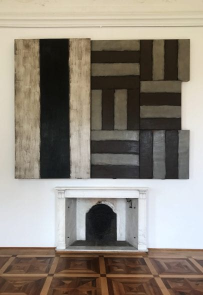 LONG LIGHT Sean Scully Villa Panza 2019, Any Questions, 1984-2005