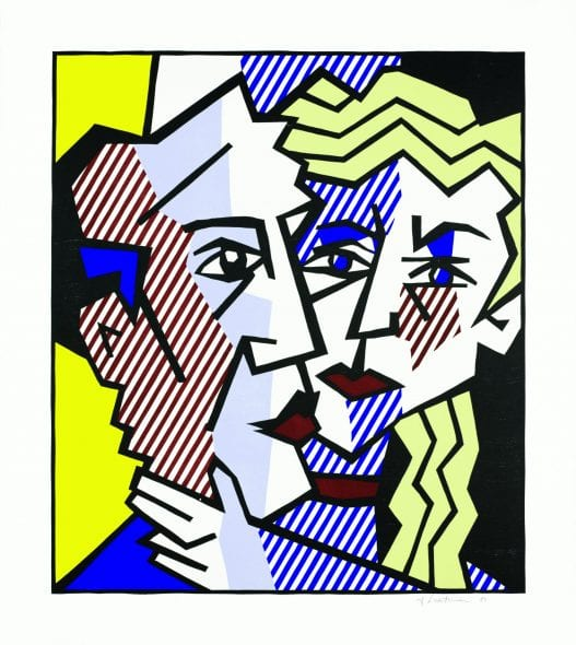 Roy Lichtenstein, The Couple