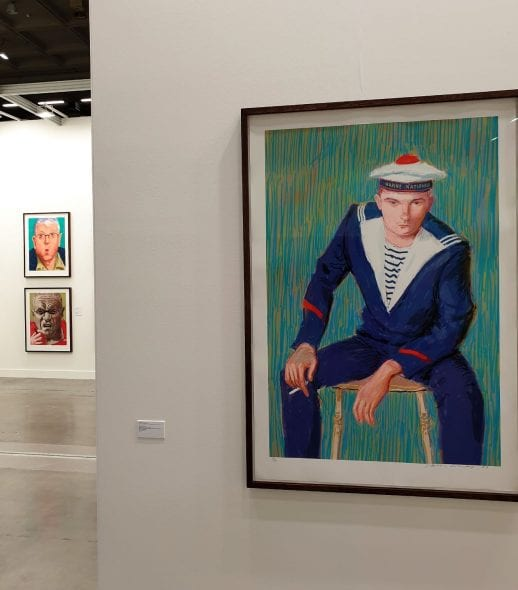 Hockney di Lelong