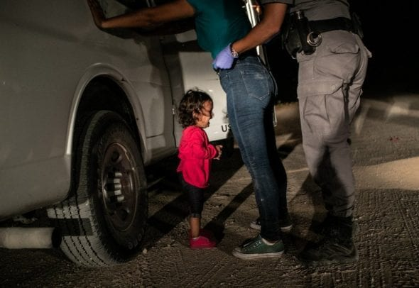 John Moore, Getty Images - World Press Photo of the Year 2019