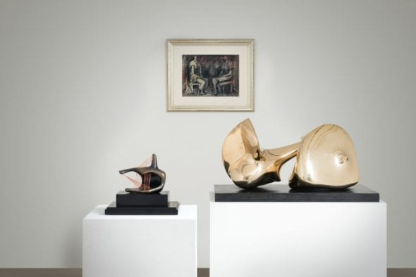 Henry Moore: The Shape of Things, Christie's King Street
