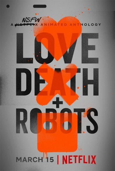 Love Death & Robots (LP)