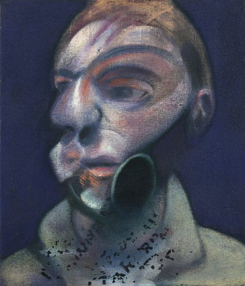 PROPERTY FROM AN IMPORTANT PRIVATE COLLECTION, EUROPE Francis Bacon SELF-PORTRAIT Estimate 15,000,000 — 20,000,000 GBP