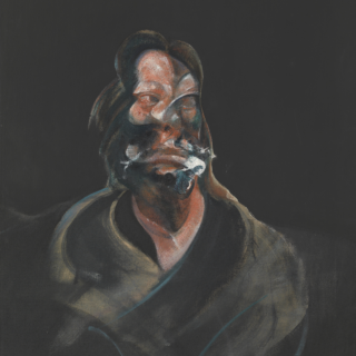 F-Bacon_-Portrait-of-Isabel-Rawsthorne_-BACON-FREUD-E-LA-SCUOLA-DI-LONDRA-