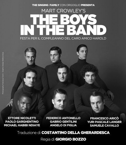 the boys in the band giorgio bozzo