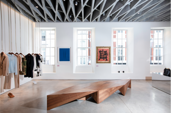 Victoria Beckham Partners With Mayfair Gallery, Robilant + Voena