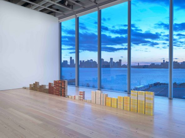 Installation view. Whitney Museum of American Art, 'Zoe Leonard. Survey', New York NY, March – June 2018. Courtesy the artist, Galerie Gisela Capitain, Cologne, Galleria Raffaella Cortese, Milan, Hauser & Wirth.  Ph. Ron Amstutz