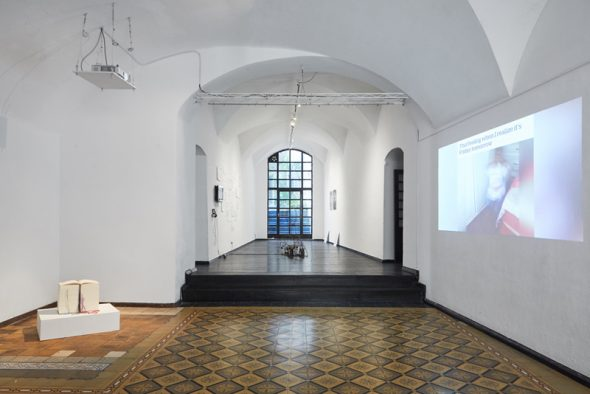 Talking (about) images, Škuc Gallery, Lubiana