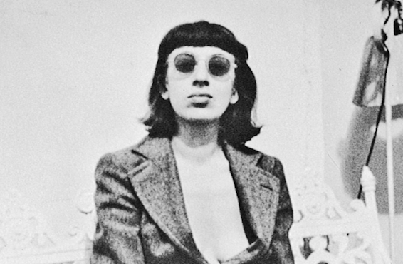 Lee Krasner c.1938, Photographer unknown.