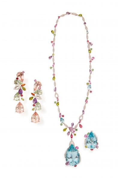 Gem-set and Diamond Suite, Cartier, France