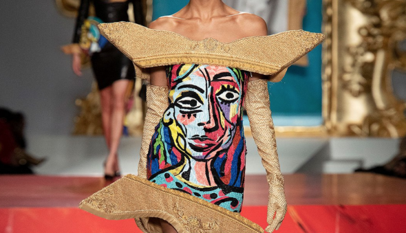 Moschino ft Picasso