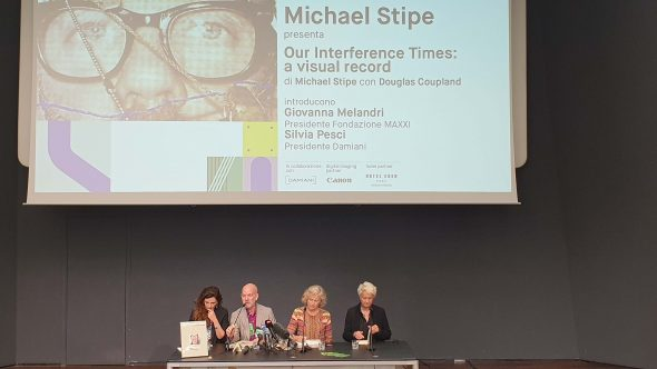 Michael Stipe, Our Interference Times: a Visual Record