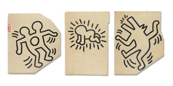 Keith Haring - Grace House, New York