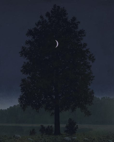 René Magritte (1898-1967) Le seize septembre Price realised USD 19,570,000 Estimate USD 7,000,000 - USD 10,000,000