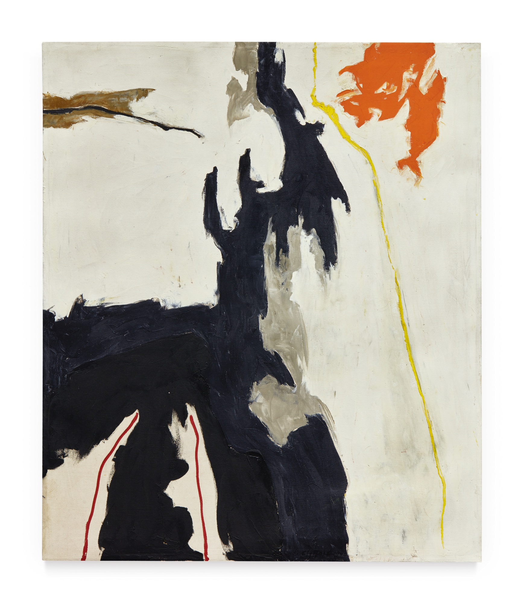 Fuochi d'artificio per Clyfford Still in asta da Sotheby's. La Evening vale 270.7 milioni