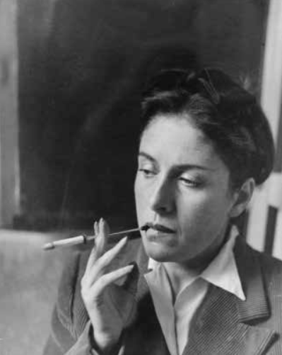 Portrait of Dora Maar with Cigarette Holder, 1946 Photo: Izis Bidermanas, © Louise Izis Courtesy of RMN–Grand Palais (Musée national Picasso–Paris) / Art Resource, New York