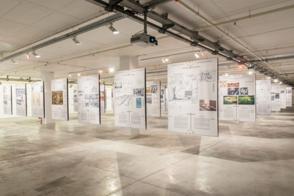 Agriculture Architecture, installation view ®Fabio Cunha
