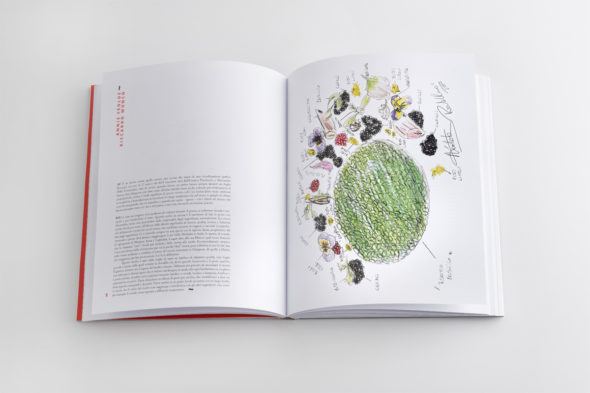 Chef's' design - dalla matita al piatto: i disegni preparatori dei grandi chef raccolti in un libro