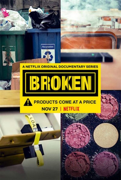 Broken (2019), documentario originale Netflix e prodotto da Christopher Collins