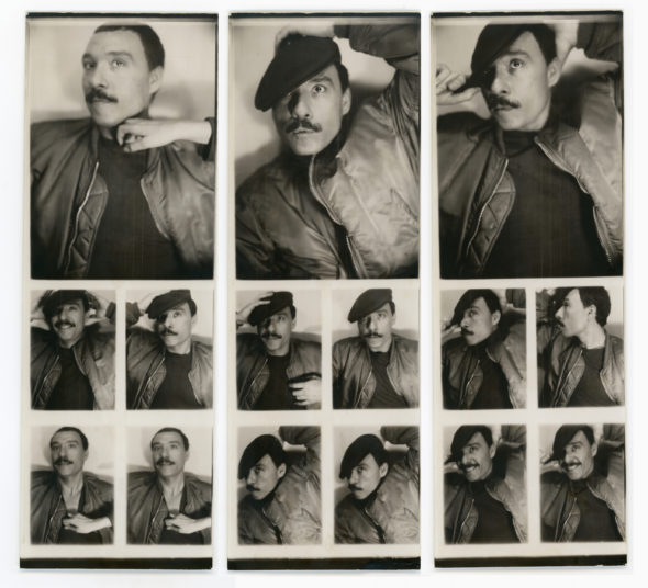 Antonio Lopez_photo booth_1974