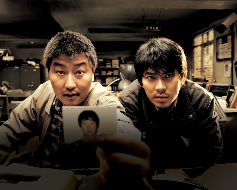 memorie di un assassino - Memories of Murder Bong Joon Ho